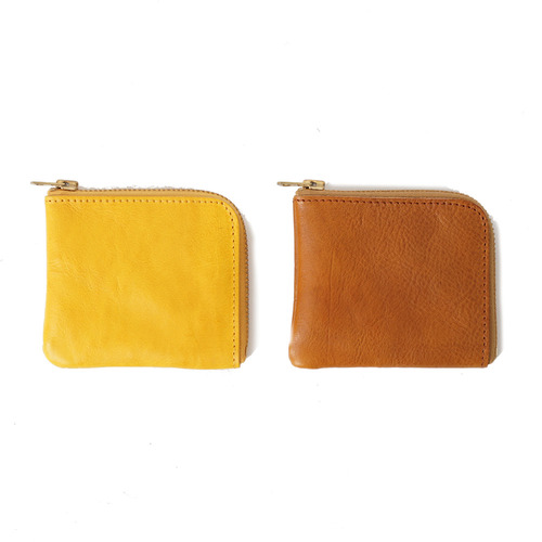 [ATEASE] Smile Middle Wallet 2 Color