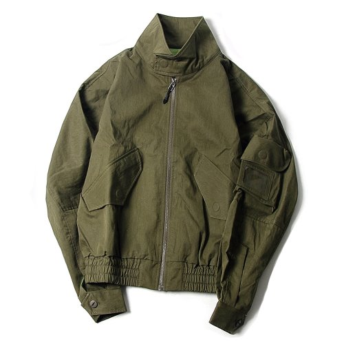 [BEHEAVYER] BHR SPORTS JACKET (Olive)