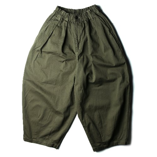 [harvesty] Circus Pants (M.Green)