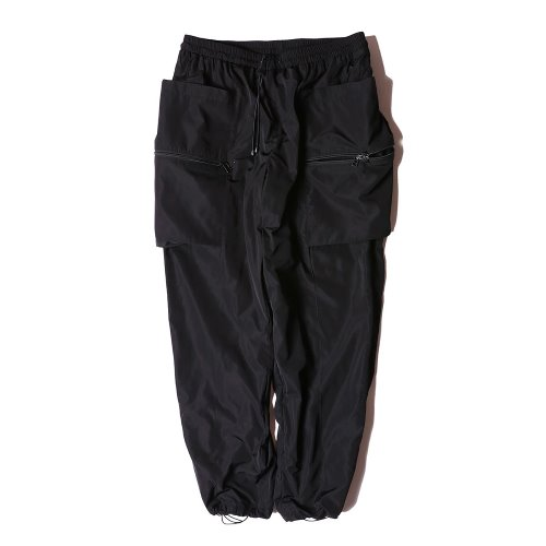[VLNDFLES] FUNCTION TRACK PANTS (Black)