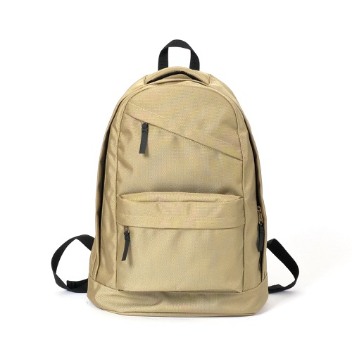 [MAZI UNTITLED] All-day back ballistic (Beige)