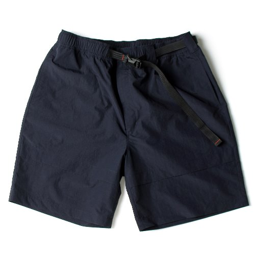 [Ourselves] NYLON EASY TROPICAL SHORTS (Navy)
