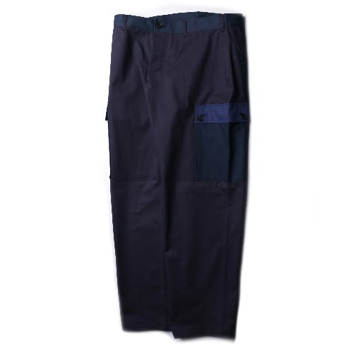 [Ourselves] B. D. U Pants (Navy)