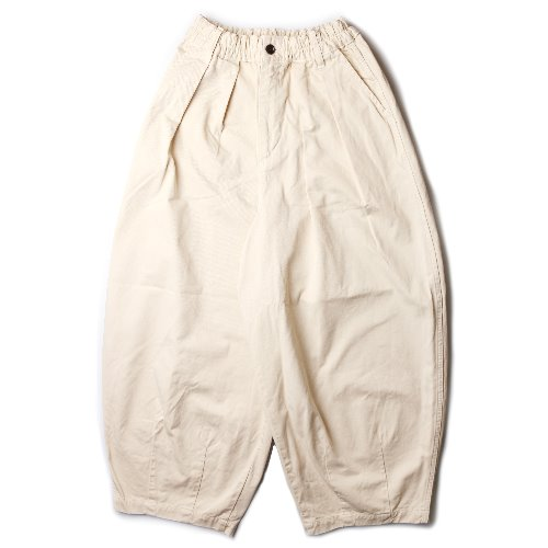 [harvesty] Circus Pants (Ivory)