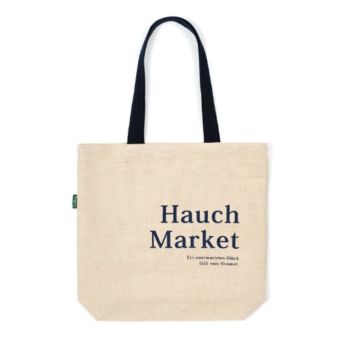 [Cookery] Hauch Market Bag
