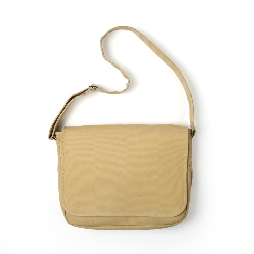 [MAZI UNTITLED] Runner's bag (Tan)