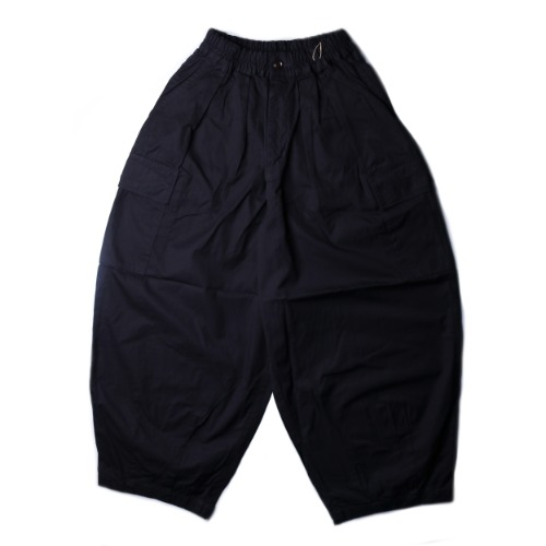 [harvesty] Circus Cargo Pants (Black)