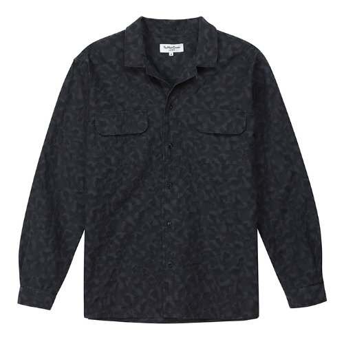 [YMC] Feather Shirt (Black)