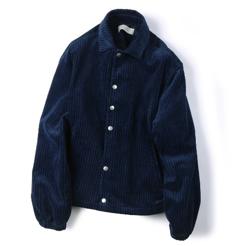 [SHIRTER] Corduroy Jacket (Japan Indigo)