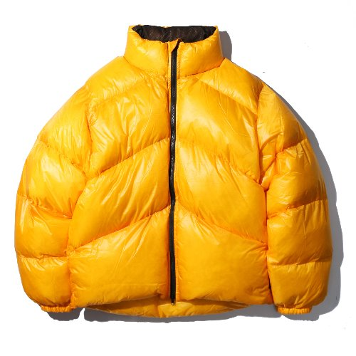 [Rocky Mountain Featherbed] NS Down Jacket (Yellow)