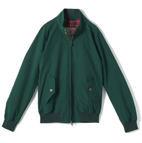 [BARACUTA] G9 Original Jacket (Racing Green)