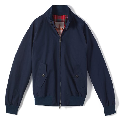 [BARACUTA] G9 Original Jacket (Navy)