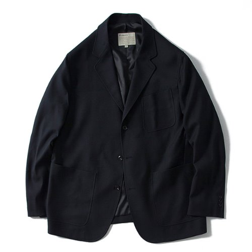 [POTTERY] Wool Sports Jacket (Navy)