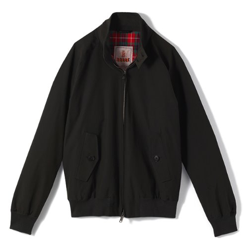 [BARACUTA] G9 Original Jacket (Black)