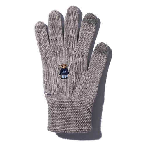 [INFIELDER DESIGN] Bear Gloves (Grey)