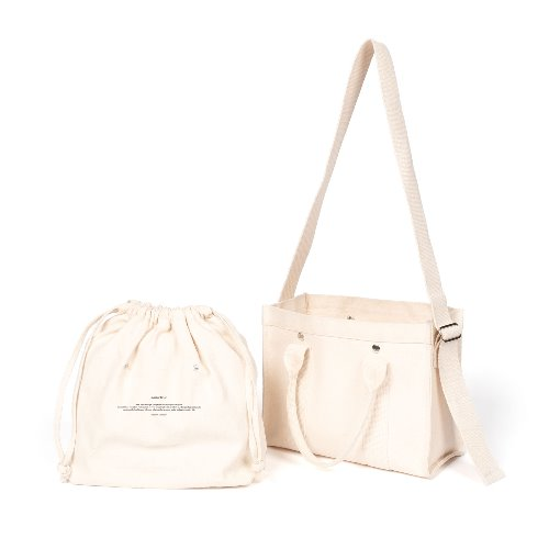 [mazi untitled] White Space Bag