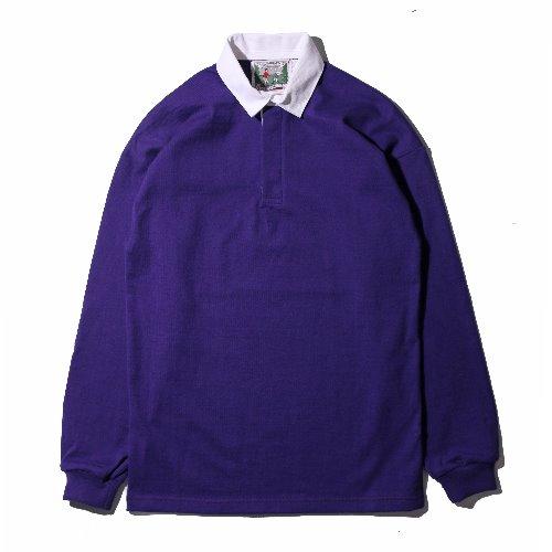 [Columbiaknit] Solid Rugby (Purple)