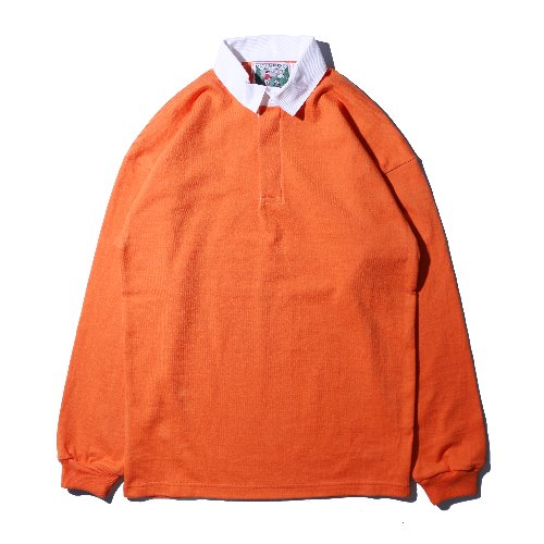 [Columbiaknit] Solid Rugby (Orange)