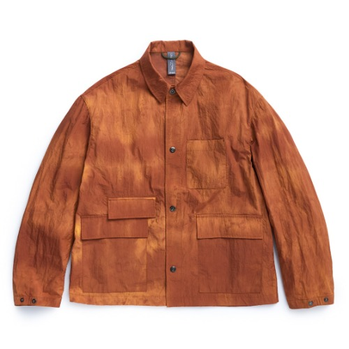 [UNAFFECTED] Chore Jacket (Sunset Orange)