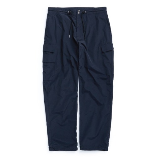 [UNAFFECETED] Utility Flap Pockets Pants (Navy)