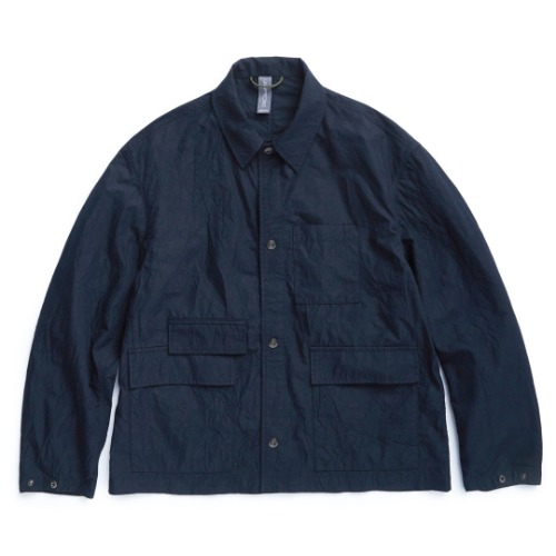 [UNAFFECTED] Chore Jacket (Navy)
