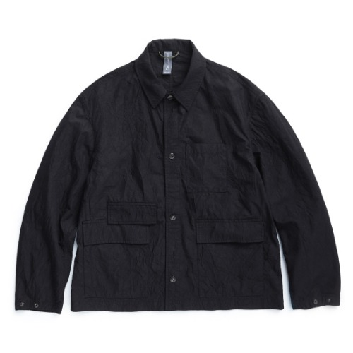 [UNAFFECTED] Chore Jacket (Black)