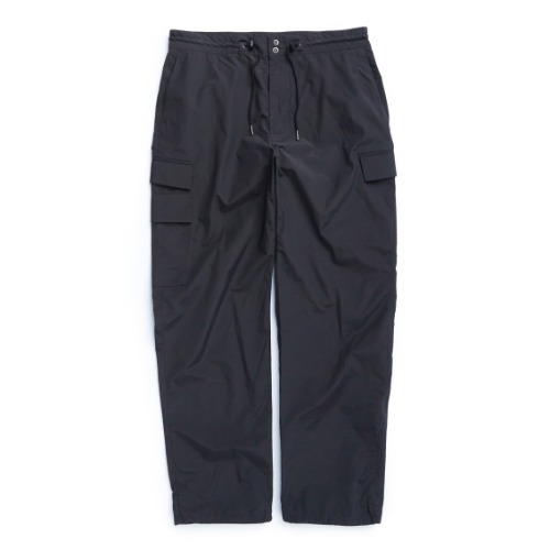 [UNAFFECETED] Utility Flap Pockets Pants (Charcoal)