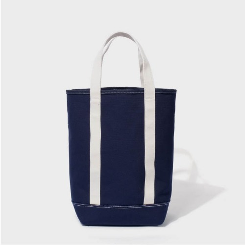 [mazi untitled] Grocery Tote Bag (Navy)