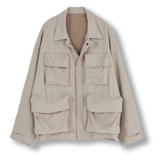 [YOUTH] M70 Field Jacket (Beige)
