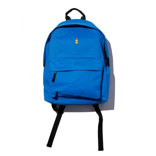 [TAMANIWA] Bear Bagpack (Blue)
