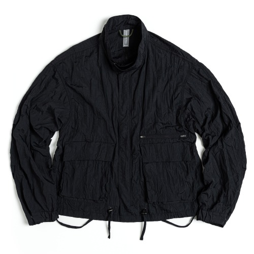 [UNAFFECTED] AG Oversized Blouson (Black)