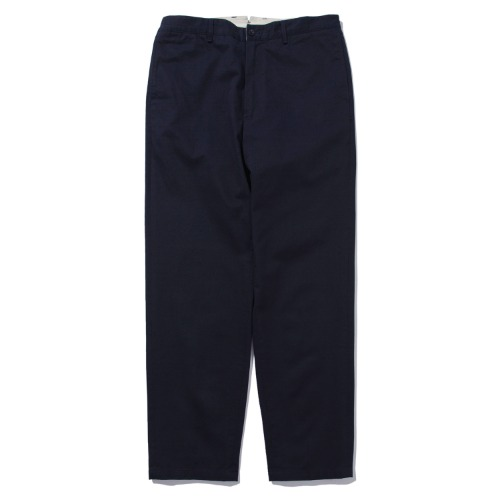 [POTTERY] Washed Tapered Pants (Dark Navy)