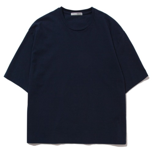 [POTTERY] Short Sleeve Comfort T-Shirt (Navy)