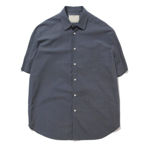 [POTTERY] Short Sleeve Comfort Shirt (Gray)