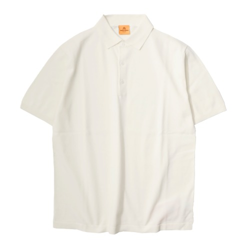 [ANDERSEN-ANDERSEN] Polo Shirt (Off White)